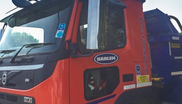 Harlex Haulage Service Change to improve