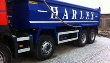 Harlex Haulage Increase Their Tipper Fleet